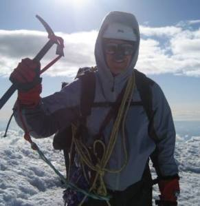 Jeff Sondermeyer, expedition lead